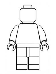 Small Picture Free Lego Printable Mini Figure Coloring Pages free lego LEGO