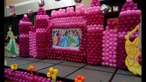 Small Picture castle themed party decorations Birthday party Theme decoration