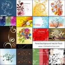 Free Floral Backgrounds 6449 Floral Background Clipart Free Public Domain Vectors