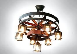 wagon wheel chandelier diy photos gallery of wagon wheel chandelier photos wagon wheel mason jar chandelier wagon wheel chandelier