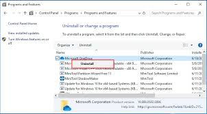 How To Delete Onedrive From Windows 10 Solved How To Disable Or Remove Onedrive In Windows 10