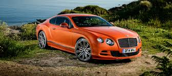 2015 Bentley Continental GT Speed Fastest Production Model Yet