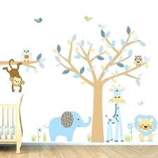 jungle wall decals jungle animal wall decals canada