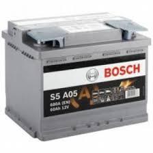 Bosch Car Battery Agm 60 Ah 0092s5a050 Car Batteries