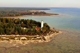 Cana Island Light Station - Door County Maritime Museum