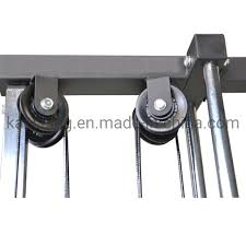 wall mount cable station pull down with