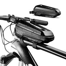 <b>Bicycle</b> Bags & Panniers Waterproof <b>Bicycle</b> Front Tube Frame ...