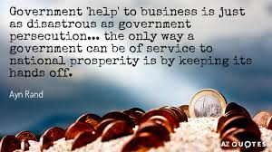 Business Quote Cool TOP 48 GOVERNMENT AND BUSINESS QUOTES AZ Quotes