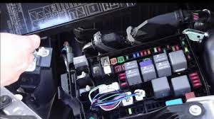 how to accessories fuse in toyota corolla 2014 how to replace fuses toyota corolla years 2013 to 2018 est