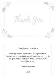 Blank Thank You Card Template Word Photographer Thank You Card Template Digitalhustle Co