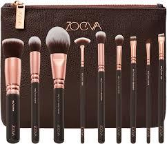 <b>ZOEVA Rose Golden</b> Vegan Brush Collection + Clutch Set | Ulta ...