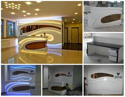 office counter designs. 2015 morden design office reception back wall counter designs y