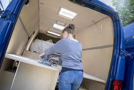 Was Beim Umbau Vom Transporter Zum Wohnmobil Zu Beachten Ist