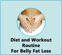 lower belly fat routine that works