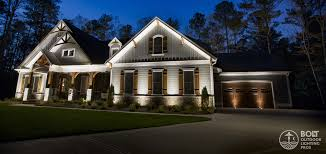Outdoor Lighting Raleigh Nc Raleigh Landscape Lighting Services Bolt Outdoor Lighting