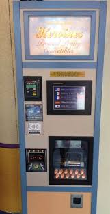 Vending Machines That Take Credit Cards Extraordinary Digital Souvenir Penny Machines Coming To WDW Elly And Caroline's