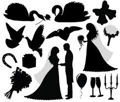 black fondant sheets wedding black silhouette a4 edible fondant icing sheets not pre cut