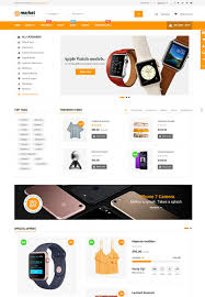 Custom Design Marketplace Emarket3 Multi Purpose Marketplace Opencart3 Theme