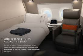 Sia Redemption Chart How To Fly Singapore Airlines New First Class With Points