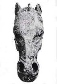「正倉院 馬頭 」の画像検索結果