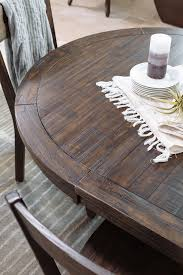 Ashley Trudell Round Dining Table