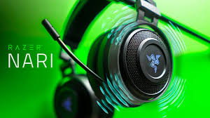 This Headset VIBRATES! <b>Razer Nari Ultimate</b> Gaming Headset ...