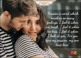 Love And Passion Quotes Impressive 48 Passionate Love Quotes For Kindred Spirits