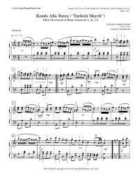 The arrangement details tab gives you detailed information about this particular arrangement of turkish march from sonata for piano in a major, kv. Mozart S Turkish March Rondo Alla Turca Sheet Music Piano Sheet Music Classical Piano Sheet Sheet Music