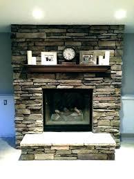 brick fireplace mantel decor s red ideas