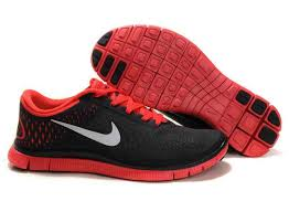 nike running shoes red men. free shipping nike 4.0 v2 men running shoes black red size:us7-us11 i
