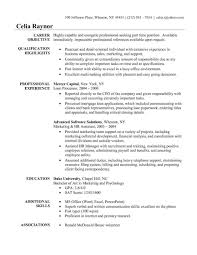 Curriculum Vitae Build Your Own Cv Simple Resume Sample Format