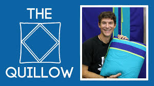Quillow Pattern Awesome How To Make A Quillow PillowQuilt YouTube