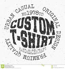 Label Print Design T Shirt Print Design Stock Vector Illustration Of Applique