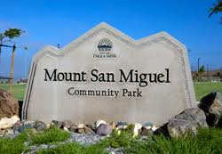 Mount San Miguel Park | City of Chula Vista