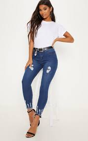 Color skinny jean teen clothing