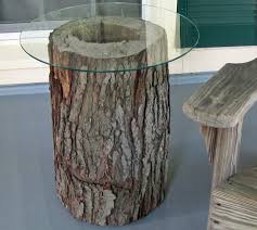 Tree Stump Furniture Tips for Manchester, Connecticut, CT