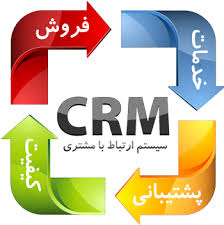 Image result for نرم افزار ارتباط با مشتری