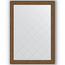 Каталог <b>Зеркало с гравировкой</b> в багетной раме - виньетка ...