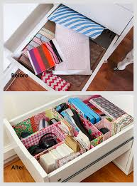 office drawer organizing diy