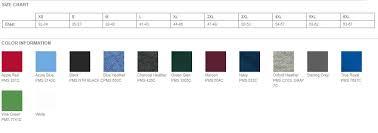 Port Authority Color Chart Port Authority Ezcotton Polo Shirt No 751 K8000 05