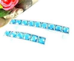 glass cabinet handles blue drawer pulls glass pulls for dresser blue drawer pulls blue crystal glass