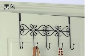 Stylish Coat Rack Iron stylish coat rack hangers Wall Free Top Hook Creative pylons 71