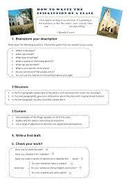 10 Example Of Descriptive Essay 1mundoreal
