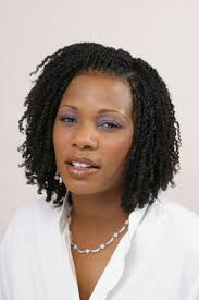 Kinky Twist Hairstyles Distinctive Kinky Twist Hairstyles Natural Hairstyles For Short