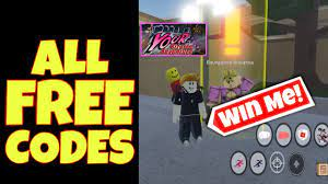 There have been a lot of roblox promo codes over the past few years and some of them have understandably expired, but there is still a surprising amount of active and working codes left. Yba New All Free Codes Your Bizarre Adventure Free Rokakaka Free Arrow Free Xp Roblox Youtube