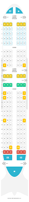 Jetblue Plane Seating Chart Seatguru Seat Map Jetblue Seatguru