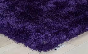 Hochflorteppich Tom Tailor Soft Uni lila