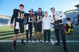 Wake Forest Football Depth Chart Wake Forest Football Mid Camp Offensive Depth Chart Projections