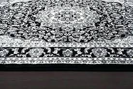 black and white area rugs black and grey area rug awesome gray black white area rug
