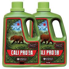 Emerald Harvest Cali Pro Bloom A B